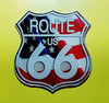 Route 66 USA Magnet