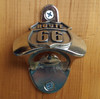Route 66 Pewter Wall Mounted Bottle Opener Made in the USA