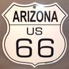 8 State Shield Set - Arizona US 66