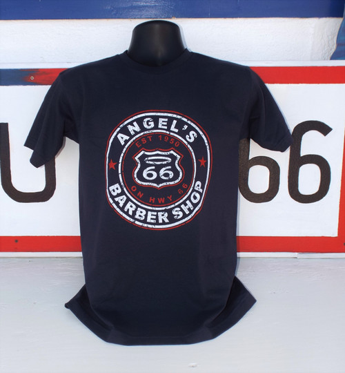 Angel's Barber Shop T-shirt