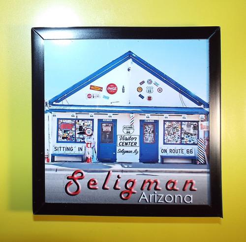 Seligman Arizona Magnet