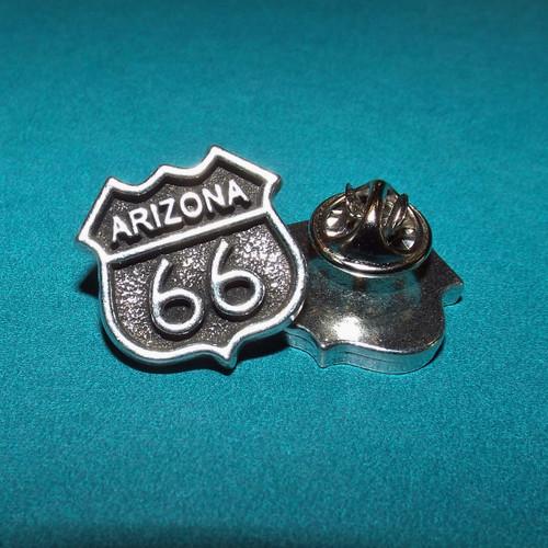Arizona 66 Hat Pin Made in the U.S.A