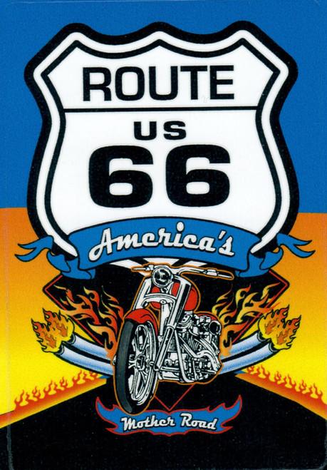 America's Mother Road Sticker