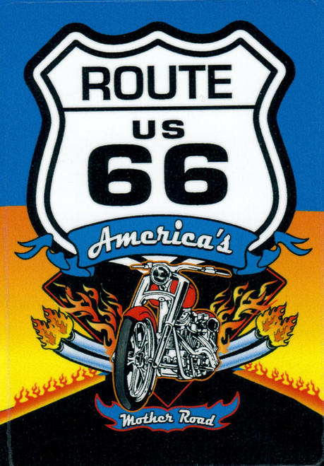 America's Mother Road Sticker