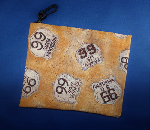 Route 66 Keeper Purse