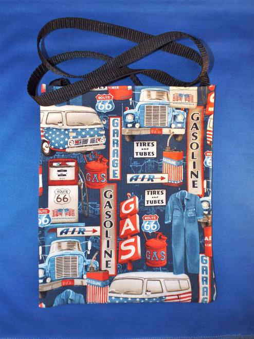 American Garage Cross-body purse