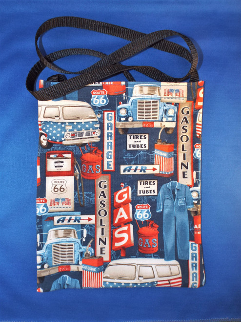 American Garage Cross-body purse