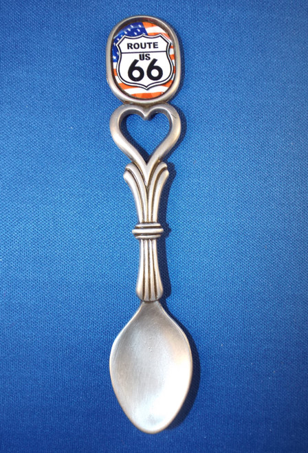 Route 66 Heart Spoon