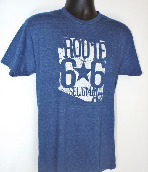 AZ State Pride t-shirt - Route 66, Seligman