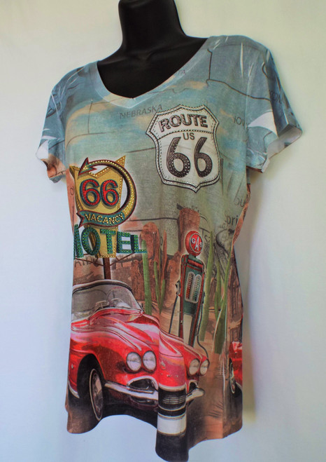 Southwest Road Trip Route 66 Shirt