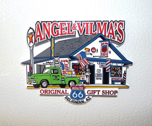 A & V Gift Shop Magnet