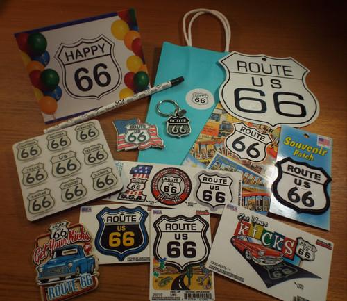 66th Birthday Gift Bag C