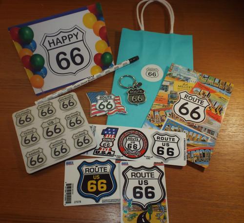 66th Birthday Gift Bag B