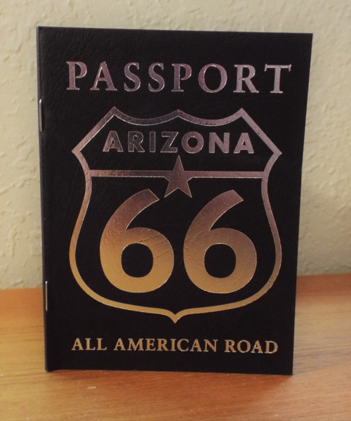 Arizona Route 66 Passport