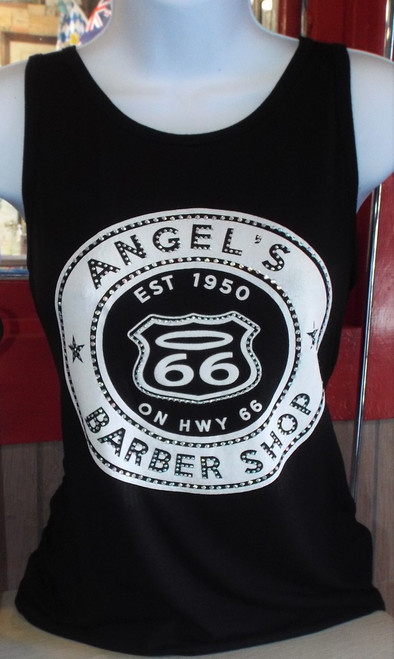 Angel's Barber Shop Tank Top
