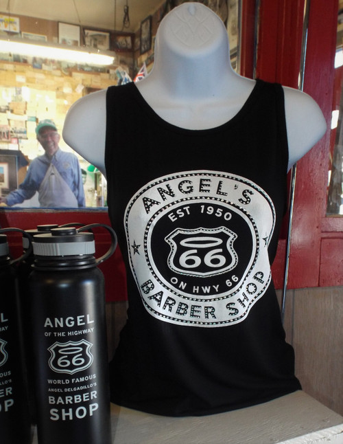 Angel's Barber Shop Tank Top