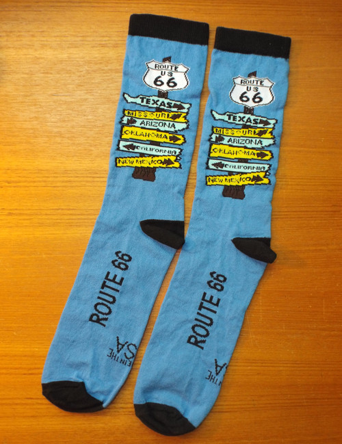 XL Socks - 66 Signpost