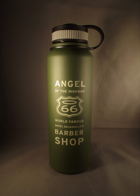 Angel's World Famous Water Bottle