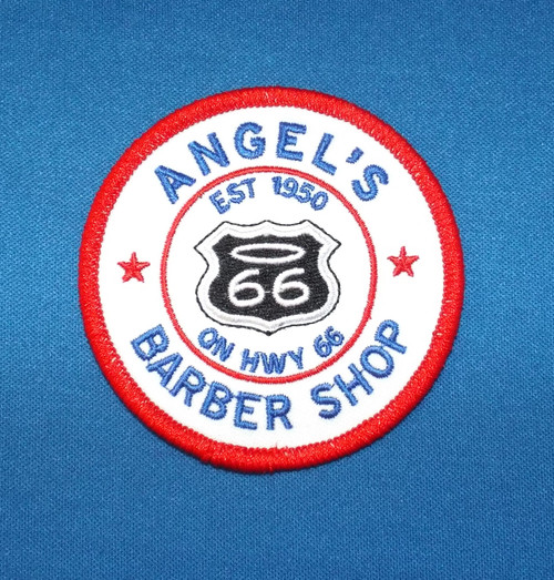 Angel's Barber Shop Patch