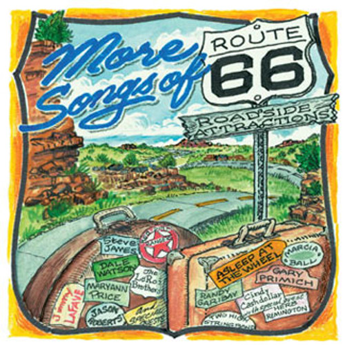 More Songs of Route 66: Roadside Attractions CD