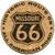 Missouri Route 66 Cork Coaster