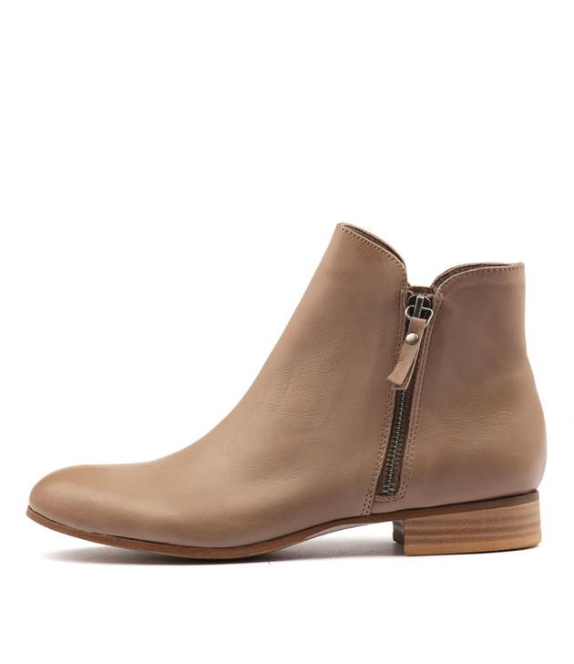 FABIAN Boots Smoke Leather