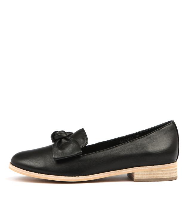 ALANISA  Flats Black