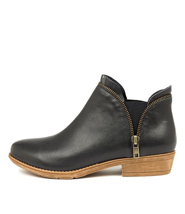 RUBEE  Navy Leather