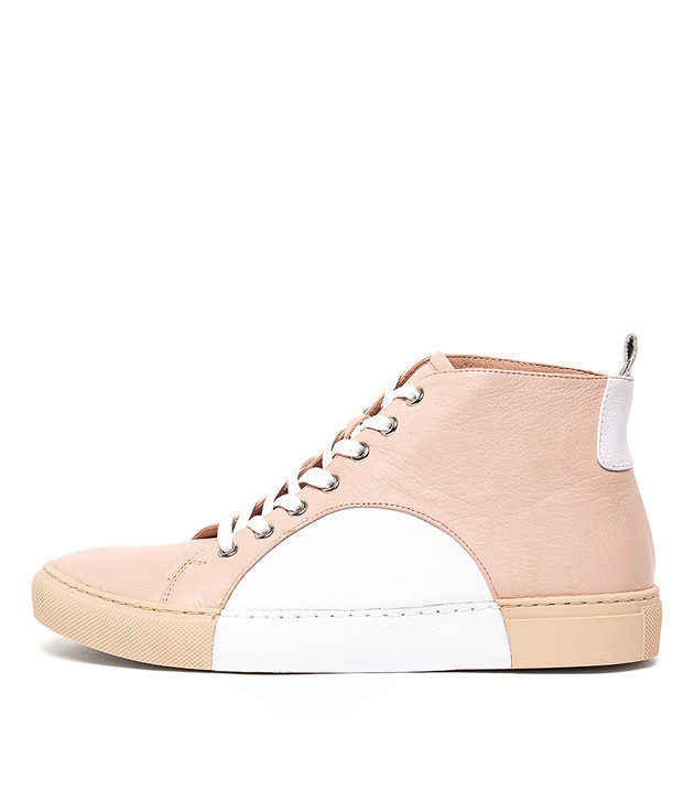 WELDON  Nude Leather