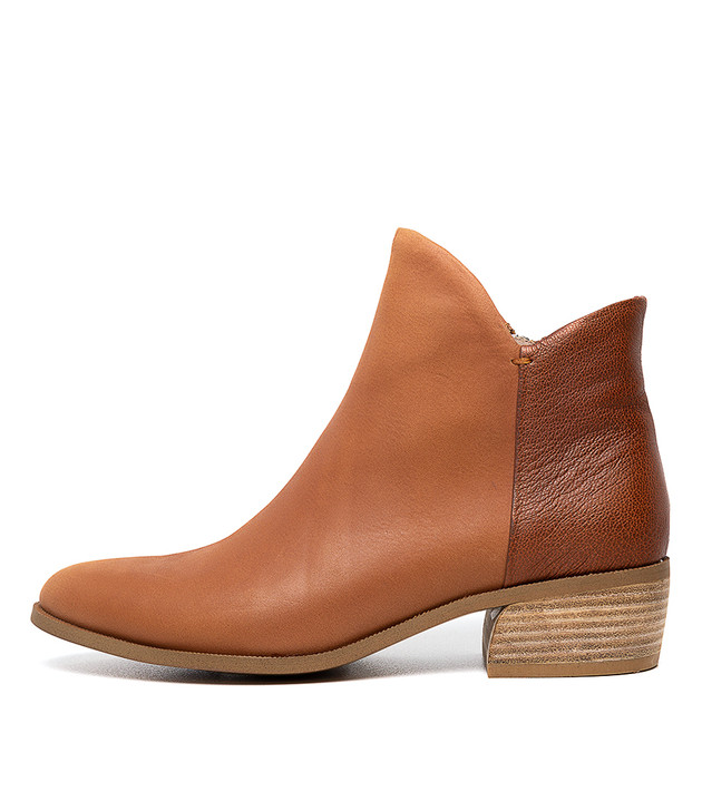 CHIMERES  Dark Tan Leather