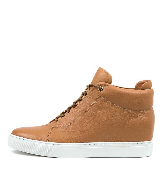 GAROLD  Tan Leather