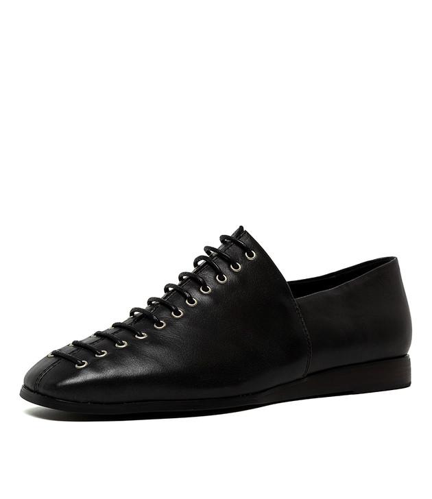ARLANDS  Black Leather