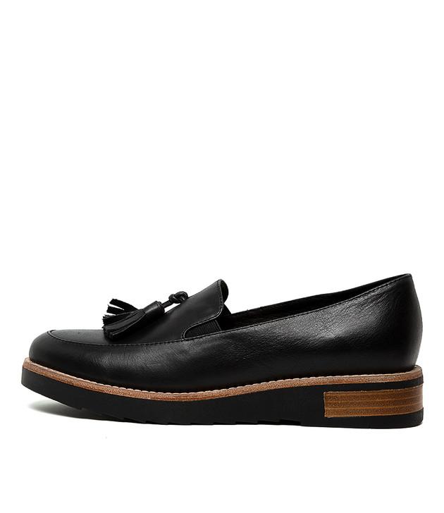 REUBIN  Black Leather