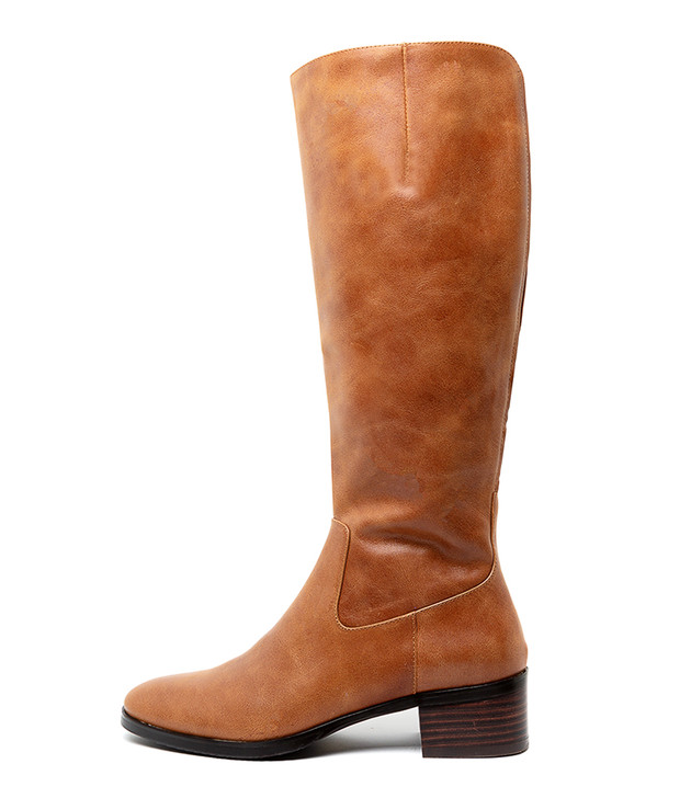 TRESSA in Cognac Leather