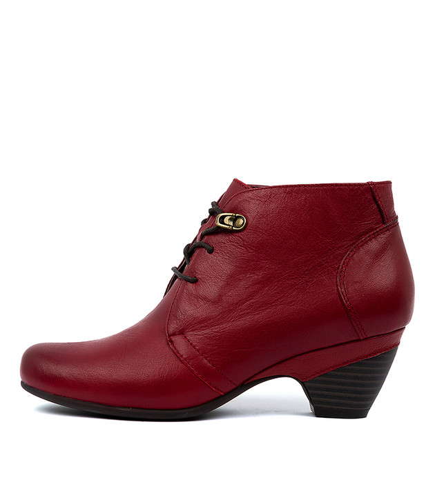 LARANDA  Red Leather