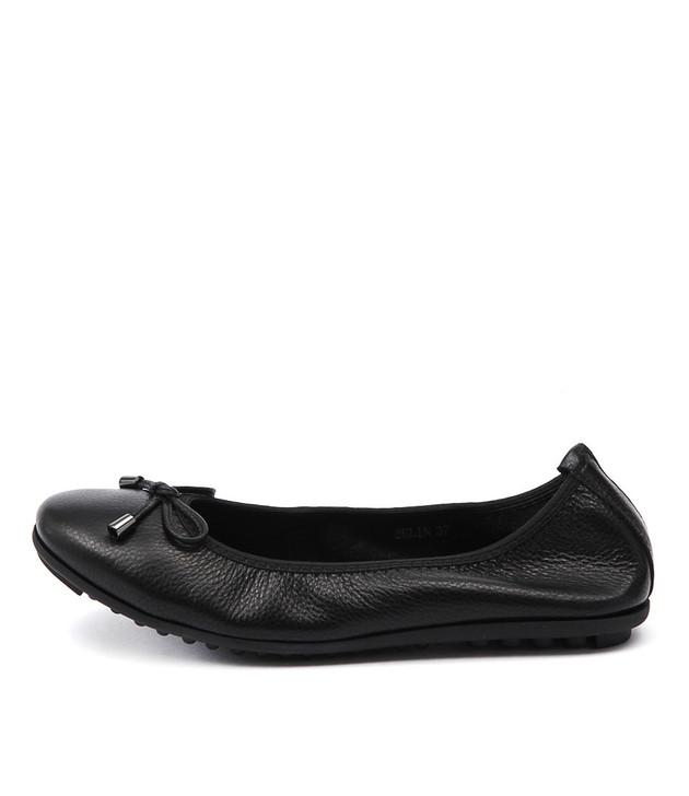 BELIN  Black Leather