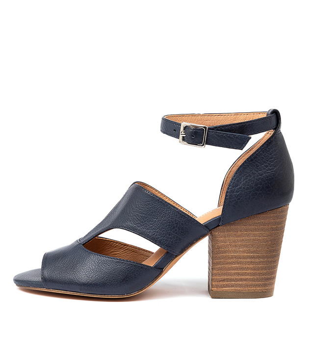 WENDE  Navy Leather