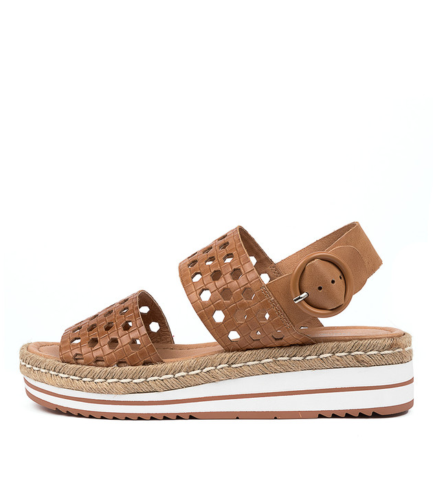 ARIE in Tan Leather