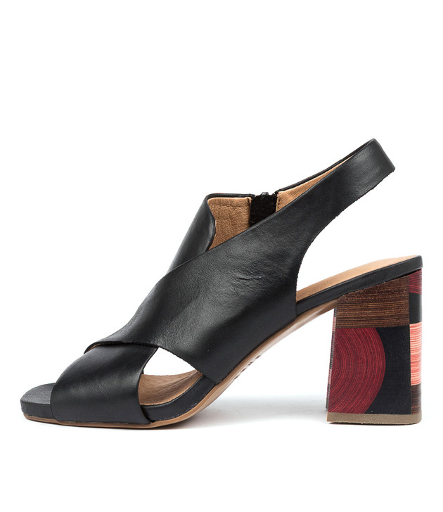 RENEA  Black Leather
