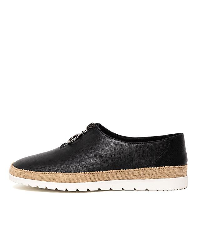 VASSIE  Black Leather