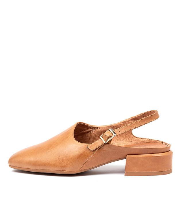 VIN  Dark Tan Leather