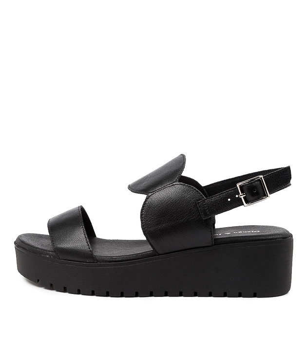 ORIN  Black Leather