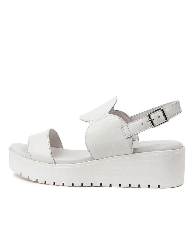 ORIN  White-White Leather