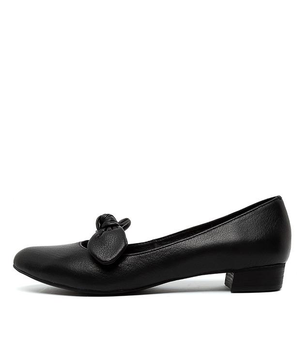 EMALEE  Black Leather