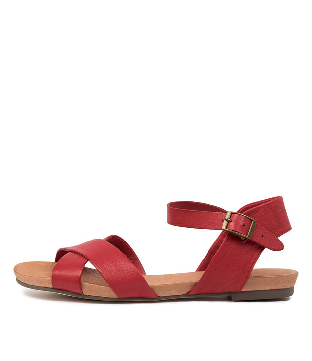 JAYLIN Red Leather