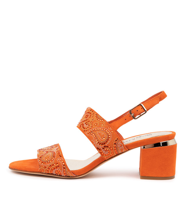 SAAM Sandals Orange Mix
