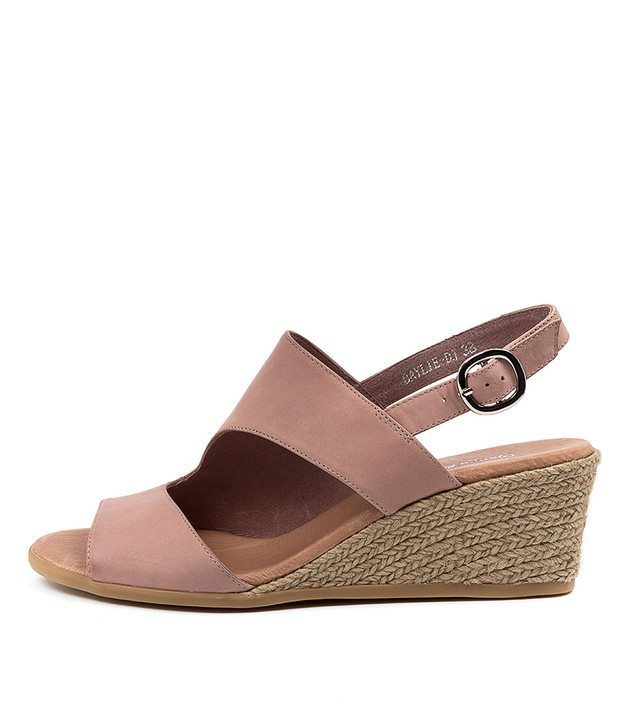 BAYLIE Sandals Cafe Leather