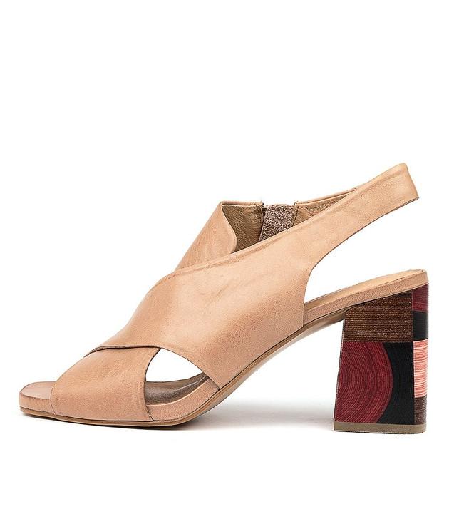 RENEA Sandals Cafe Leather