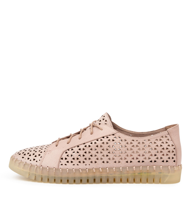 HARROLD Dusty Pink Leather