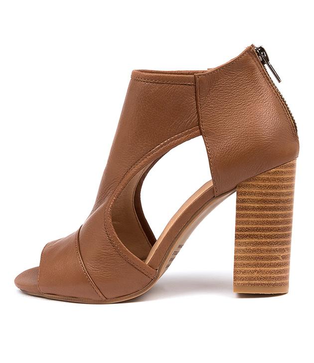 KWIP Dark Tan Leather